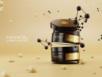 den bästa keratin hårmask Nanoil